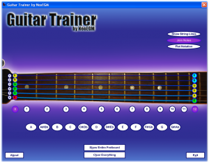 GuitarTrainer_2Frets