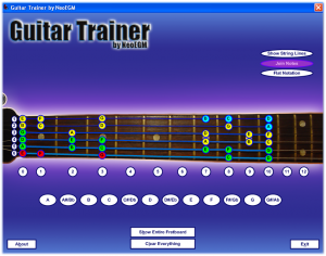 GuitarTrainer_CScale