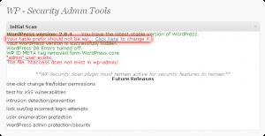 WordpressAuthorization_TablePrefix1